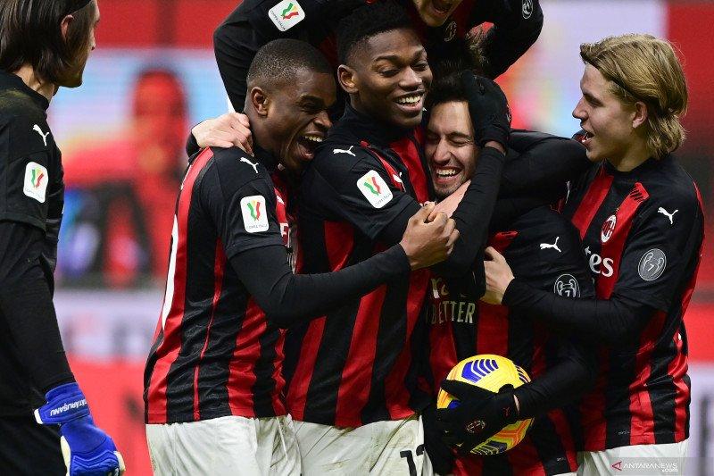Piala Italia - AC Milan singkirkan Torino melalui adu penalti