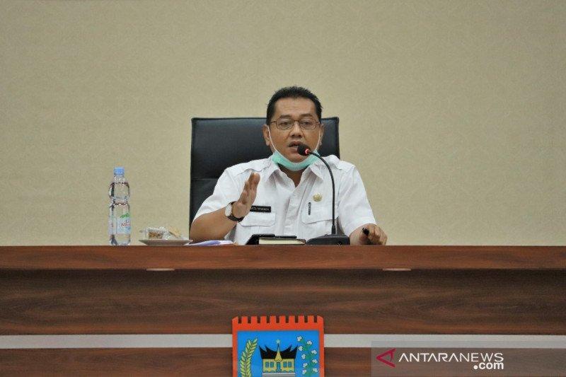 Jumlah penerima bantuan swadaya peningkatan kualitas RTLH 2021 di Payakumbuh menurun