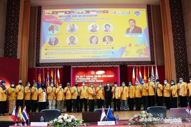 Empat prodi UNP divisitasi oleh AUN-QA