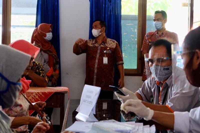 Penyaluran BST di Kota Magelang terapkan protokol kesehatan secara ketat