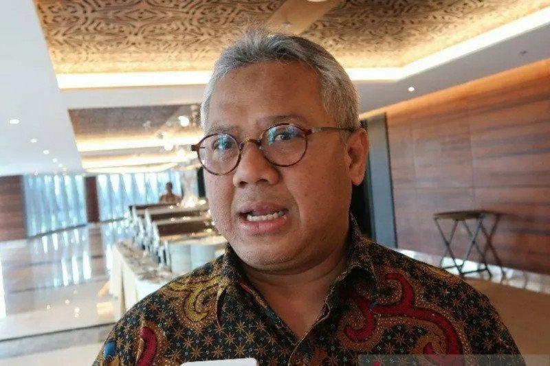 Arief Budiman diberhentikan dari jabatan Ketua KPU RI, ini penyebabnya