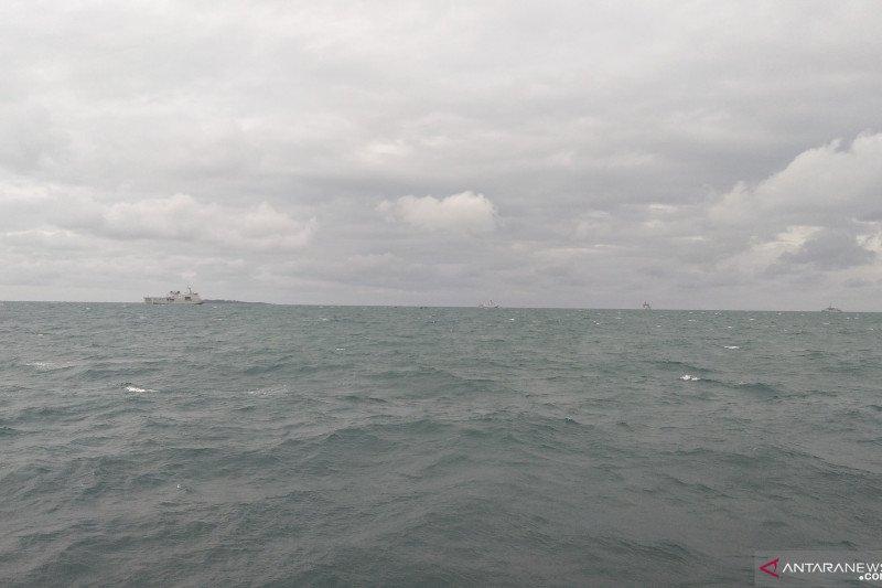 Pasukan elit melanjutkan pencarian VCR Sriwijaya Air