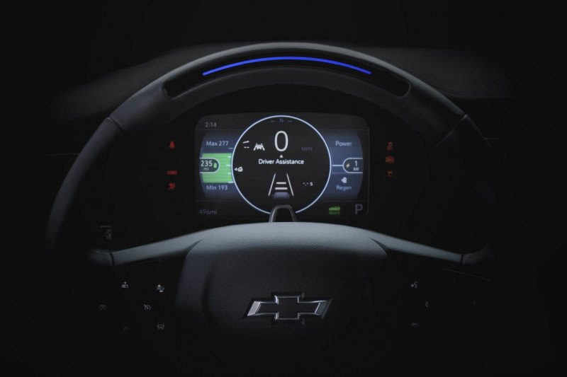 Chevrolet luncurkan 'teaser' Bolt EUV sebelum debut