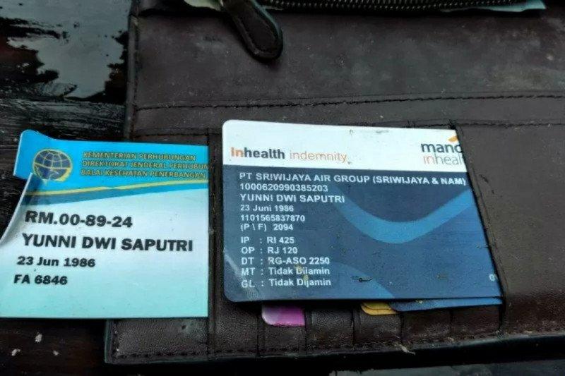 Tim penyelam temukan dompet pramugari Sriwijaya Air