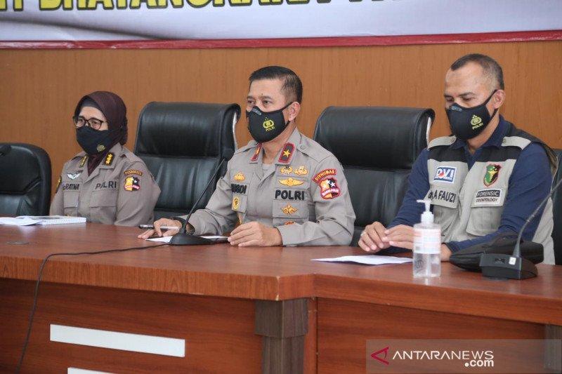 Dua jenazah korban pesawat Sriwijaya Air teridentifikasi lewat sidik jari