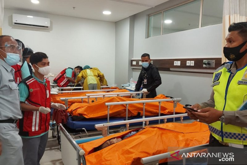 Lima  korban kecelakaan Tol Permai dijamin asuransi