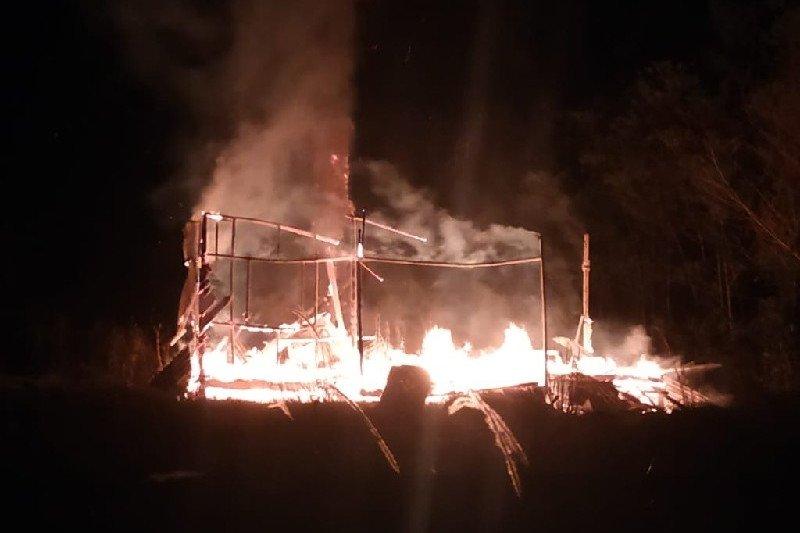 Polres Mamberamo Tengah kejar pelaku pembakaran posyandu Desa Taria