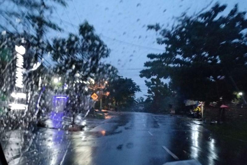 BMKG perkirakan curah hujan tinggi terjadi di wilayah Lampung