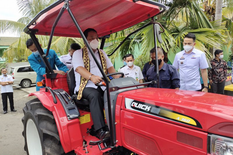 Lampung ingin produk makanan hasil SMK dipasarkan di rest area Tol Trans Sumatera