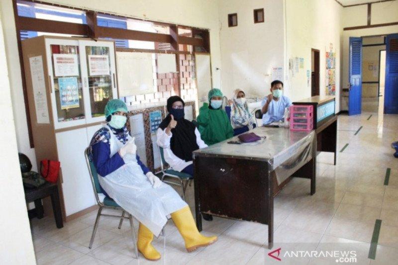 Kapasitas ruang perawatan pasien COVID-19 RSDK Makassar terisi penuh