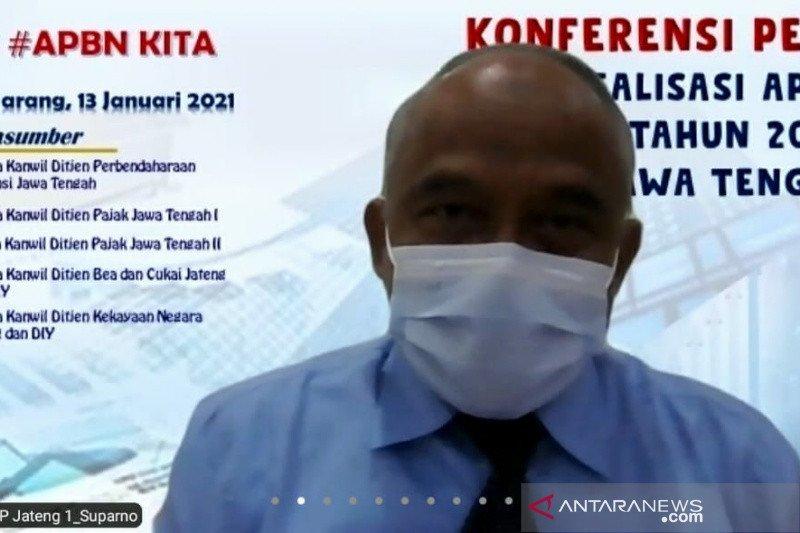 Pandemi, realisasi pajak Jateng I 2020 malah lebih dari 100 persen