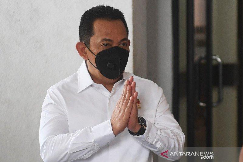 Calon Kapolri Komjen Listyo Sigit menonjol sejak  di Surakarta