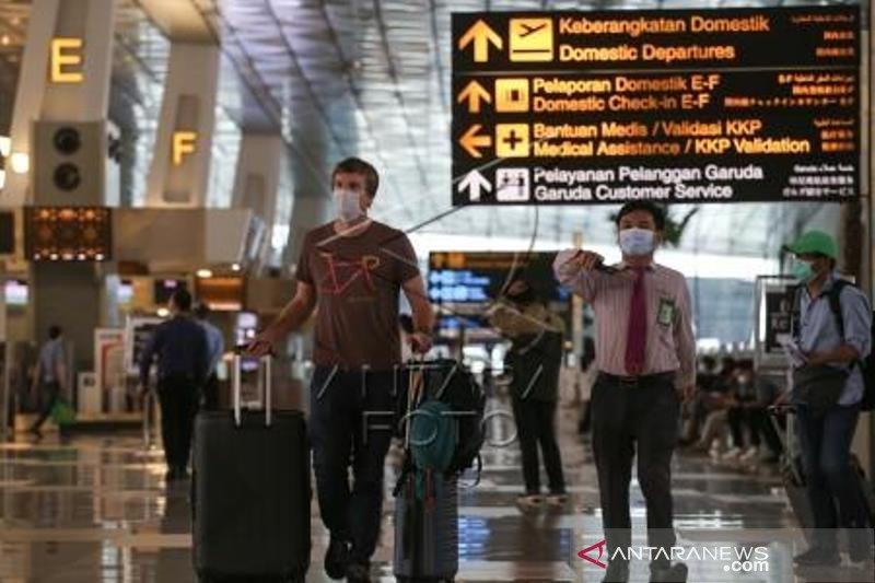 Larangan Masuk WNA Ke Indonesia Diperpanjang
