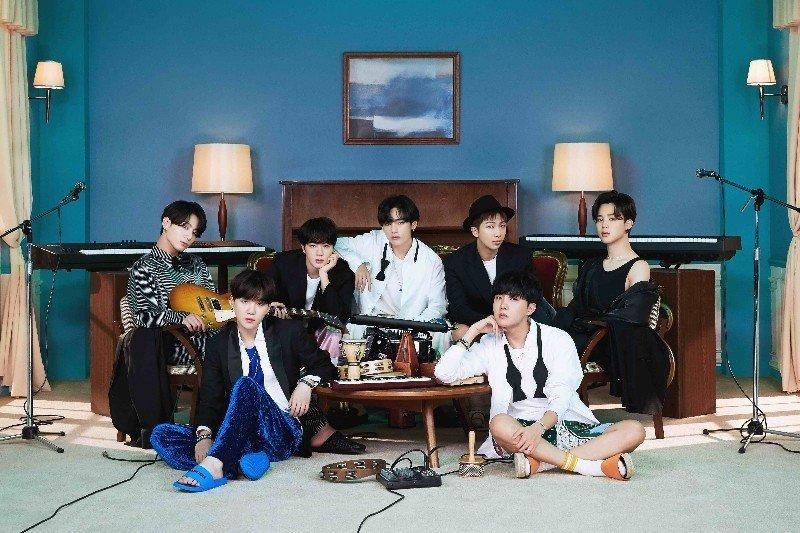 BTS akan luncurkan album 'BE' pada Februari