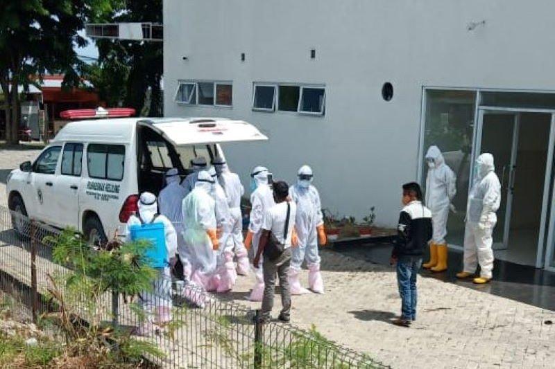 Sudah 73 orang di NTT meninggal akibat Corona