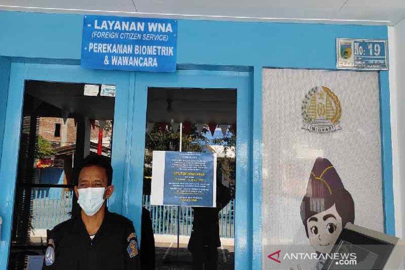 Kantor Imigrasi Palu tutup sementara  karena pegawai terpapar COVID-19