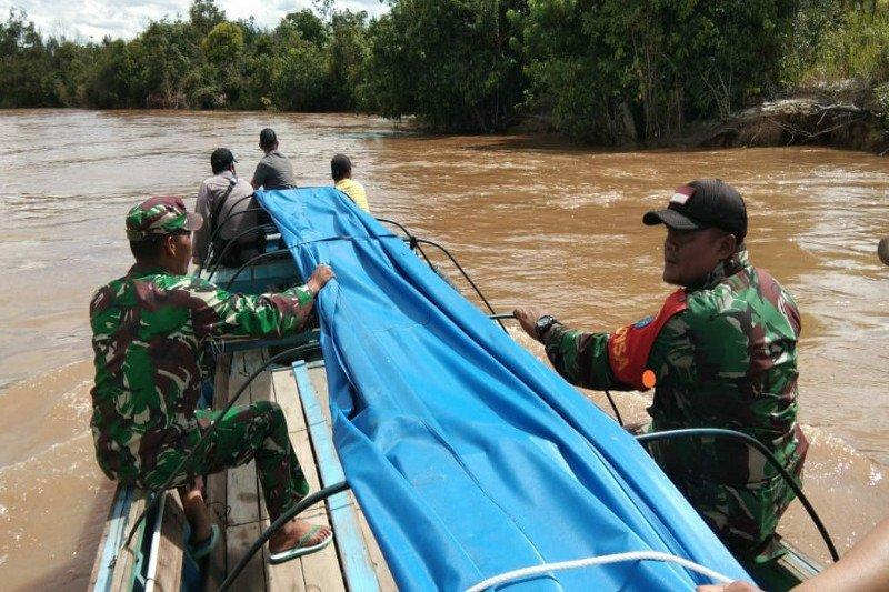 Seorang warga dikabarkan tenggelam teseret arus air sungai di Kapuas