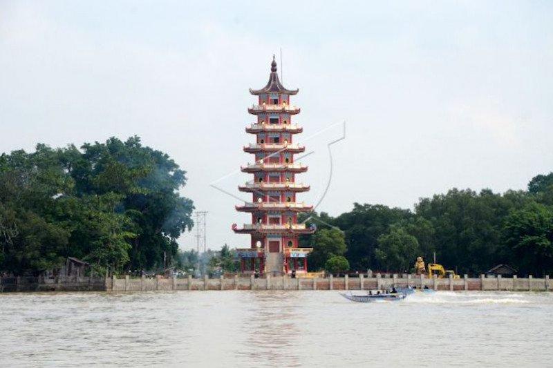 Pemkot Palembang kembali lirik pengembangan wisata Pulau Kemaro di delta Sungai Musi