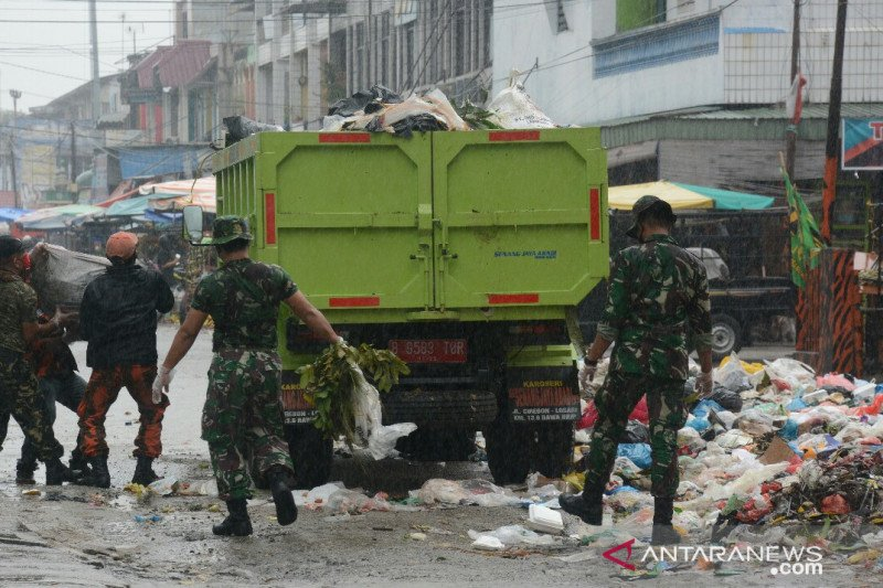 Krisis  sampah Pekanbaru belum belum berakhir, 47 perusahaan ikut lelang