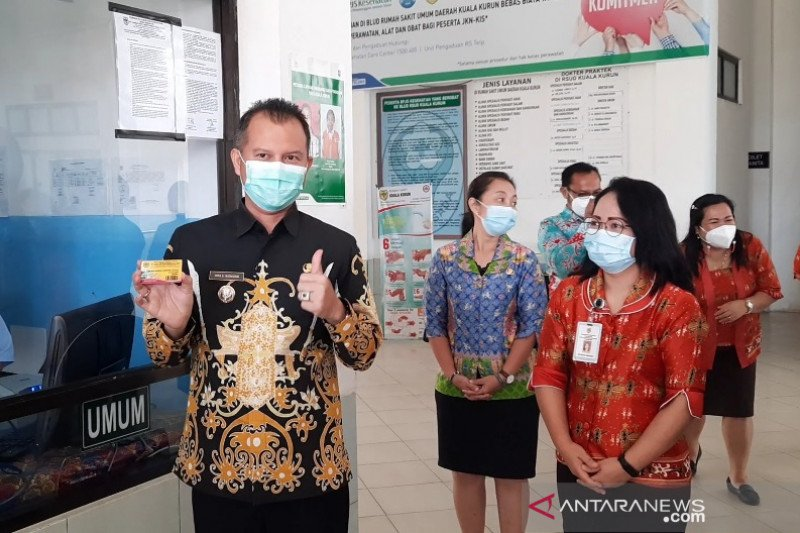 RSUD Kuala Kurun tingkatkan pelayanan melalui penerapan digitalisasi