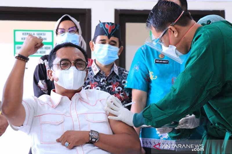 Ketua DPRD Palangka Raya ajak masyarakat tak takut divaksin COVID-19