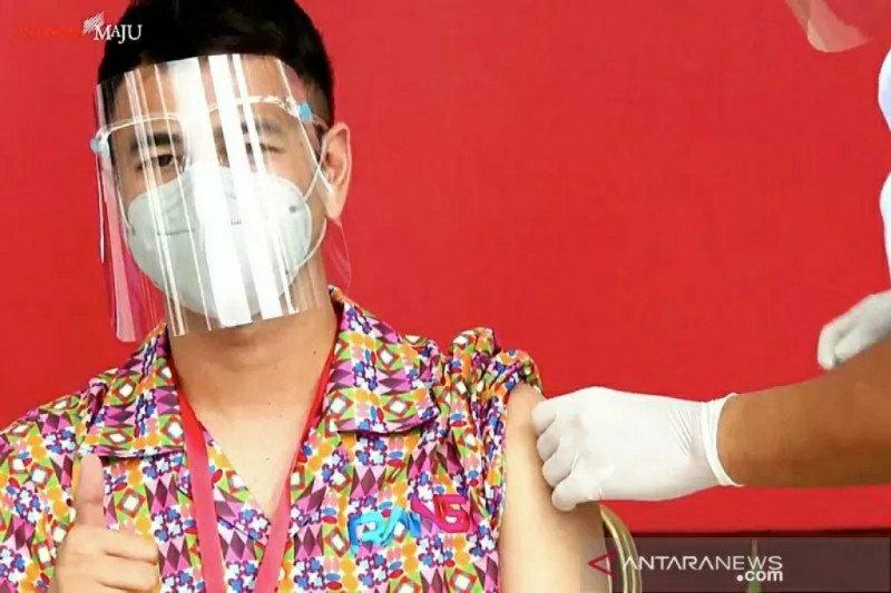Raffi Ahmad digugat karena langgar protokol kesehatan usai vaksinasi