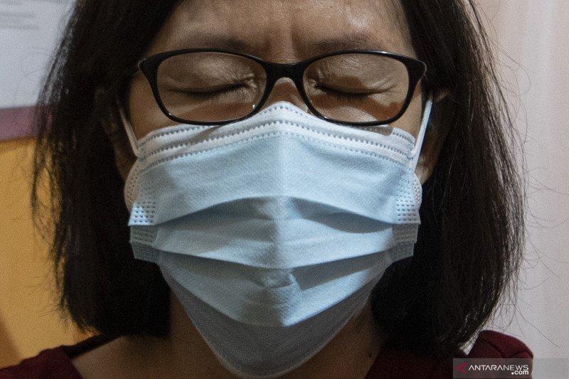 Vaksinasi Tenaga Kesehatan Di Palembang