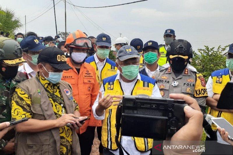 Menteri PUPR : Longsor Cimanggung Sumedang jadi perhatian Presiden Jokowi