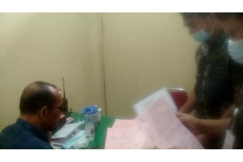 Mantan anggota DPRD Kabupaten Banyumas ditahan