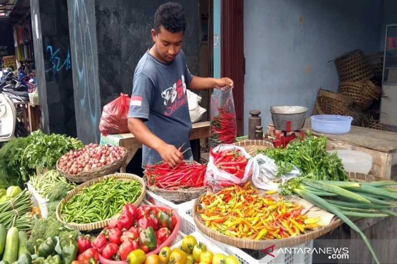 Harga cabai rawit merah di Solo tembus Rp75.000/kg