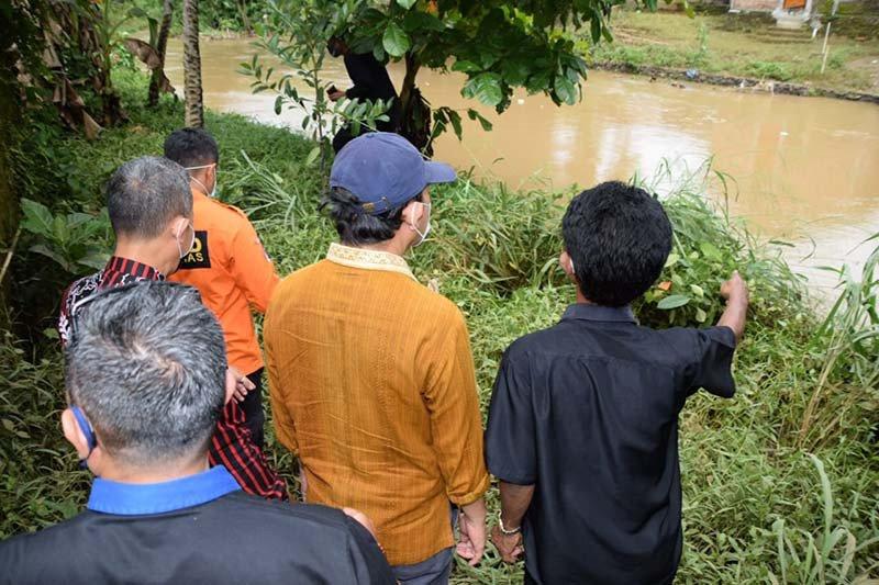 Bupati Banyumas minta banjir akibat luapan Kali Bener segera diantisipasi