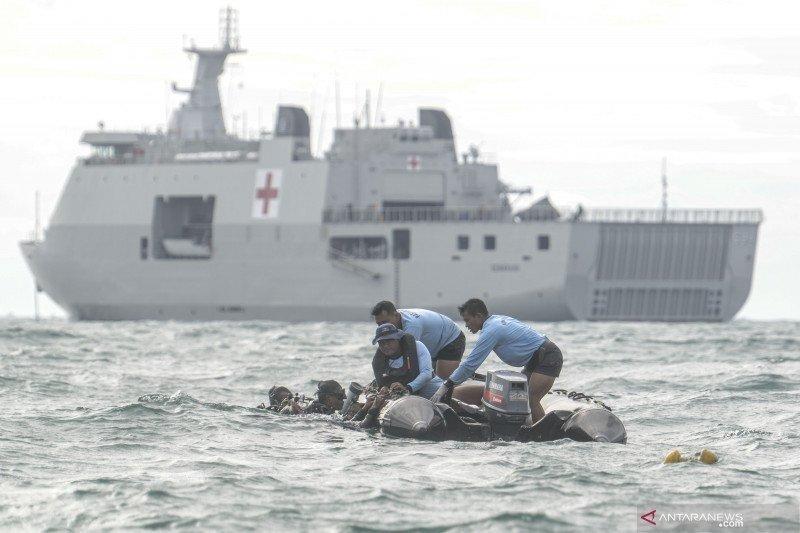 AS tawarkan dukungan kepada Indonesia tangani kecelakaan SJ 182