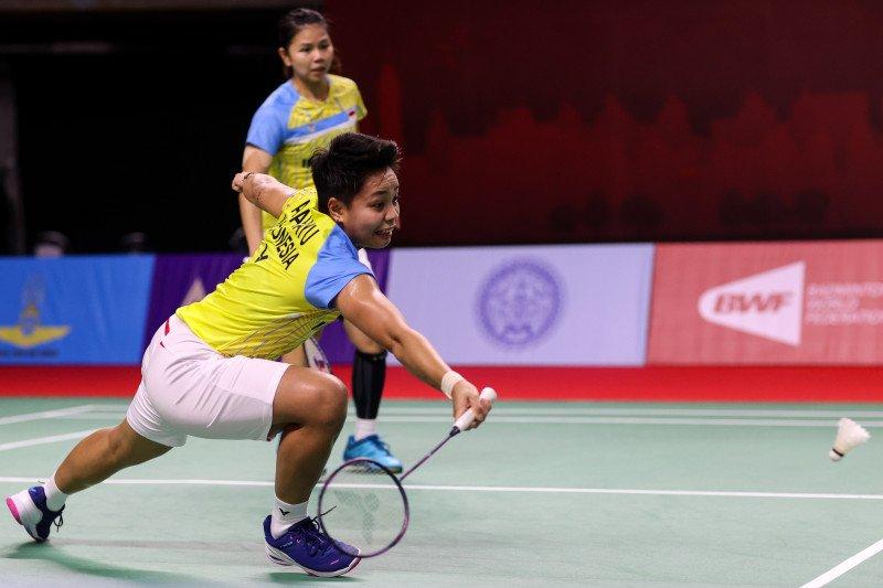Greysia/Apriyani: kami ingin menang di Thailand Open 2021