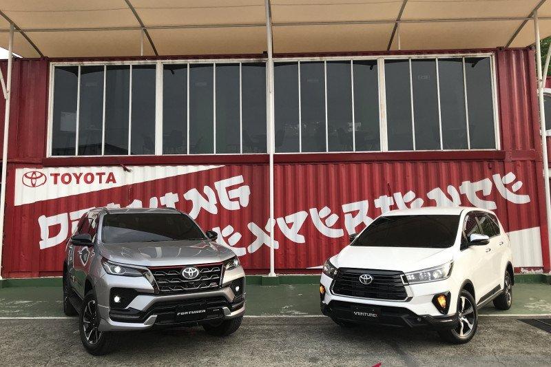 Tiga mobil ini jadi andalan Toyota