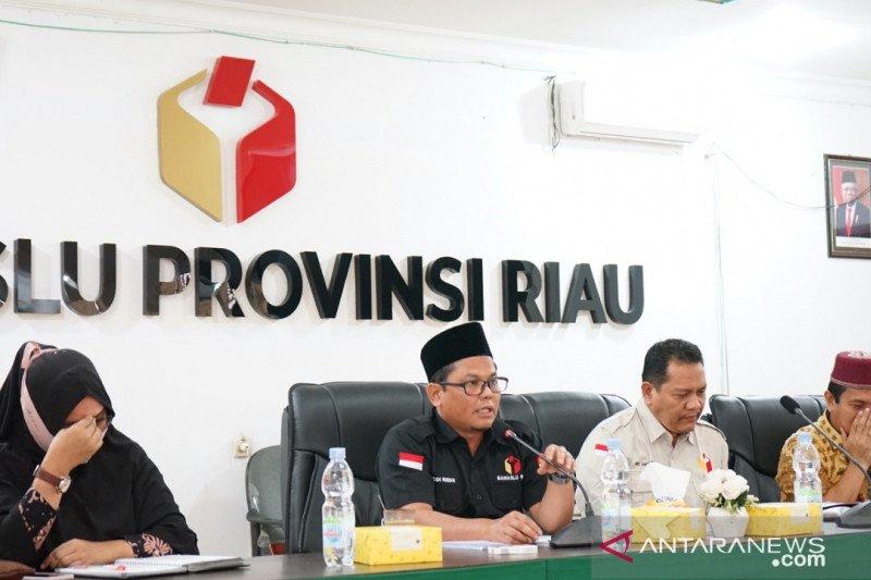 Bawaslu Riau susun keterangan tertulis hadapi sidang MK