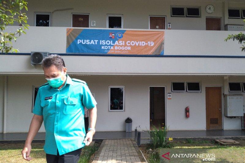 Kasus positif COVID-19 di Kota Bogor capai angka 6.469