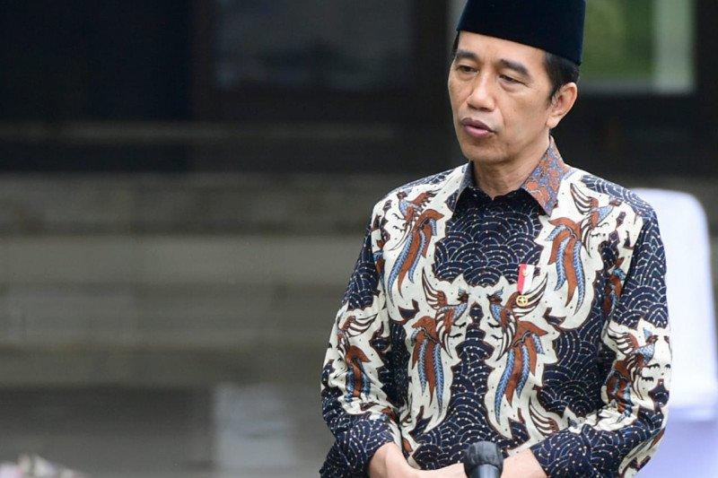 Presiden Jokowi sampaikan belasungkawa atas gempa di Sulbar