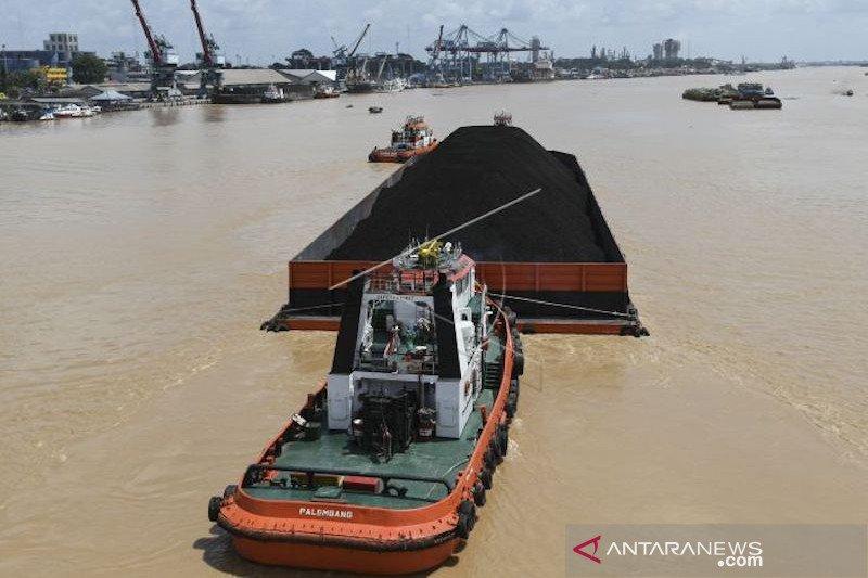 Desember 2020 nilai ekspor Sumatera Selatan  naik 28,36 persen