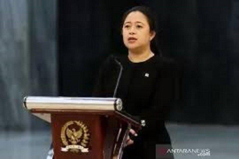 "Ketua DPR Puan sampaikan tiga ""pekerjaan rumah"" Listyo Sigit"