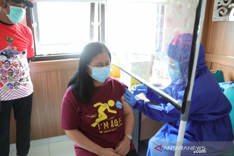 DKK Surakarta sebut vaksinasi berjalan lancar