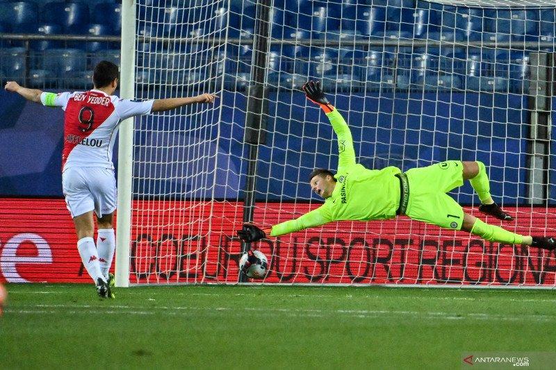Monaco taklukkan Montpellier 3-2