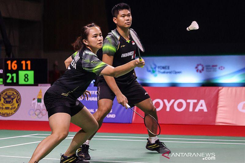 Dua wakil Indonesia berlaga di final Thailand Open