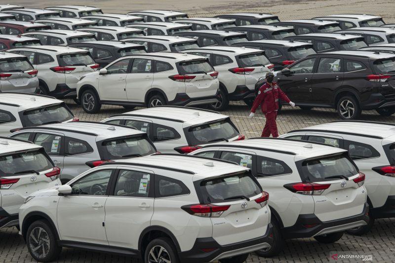 Berikut penjualan mobil 2020 dan daftar merek terlaris
