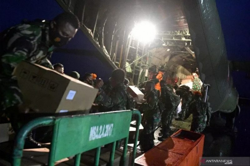 Korban meninggal gempa Sulbar bertambah menjadi 42 orang