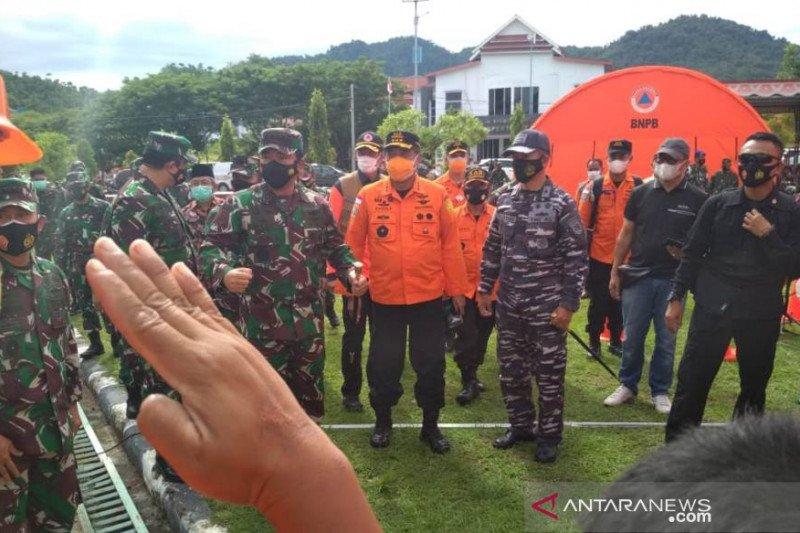Panglima TNI: Distribusi logistik korban gempa dikawal ketat