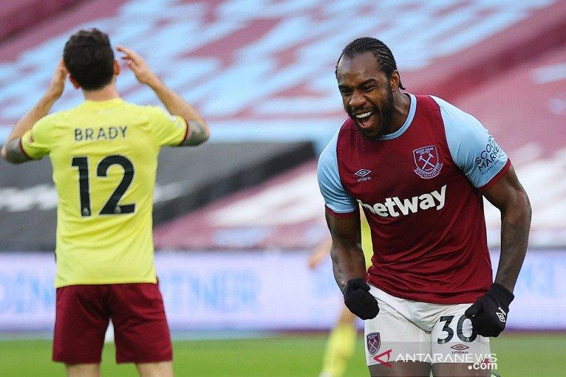 West Ham dan Brighton petik kemenangan tipis 1-0