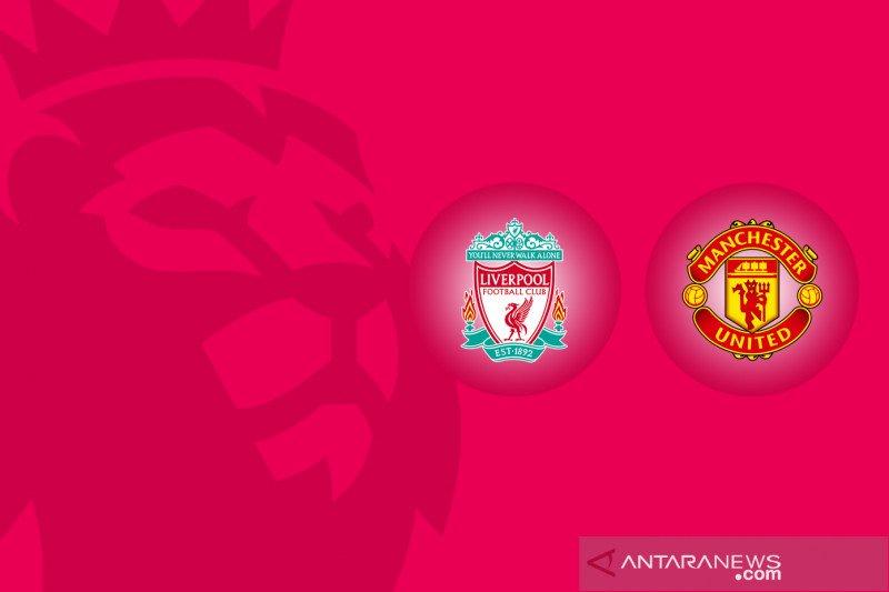 Klasemen Liga Inggris : Liverpool tergusur dari posisi kedua jelang kontra MU