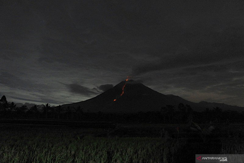Erupsi Gunung Semeru - ANTARA News