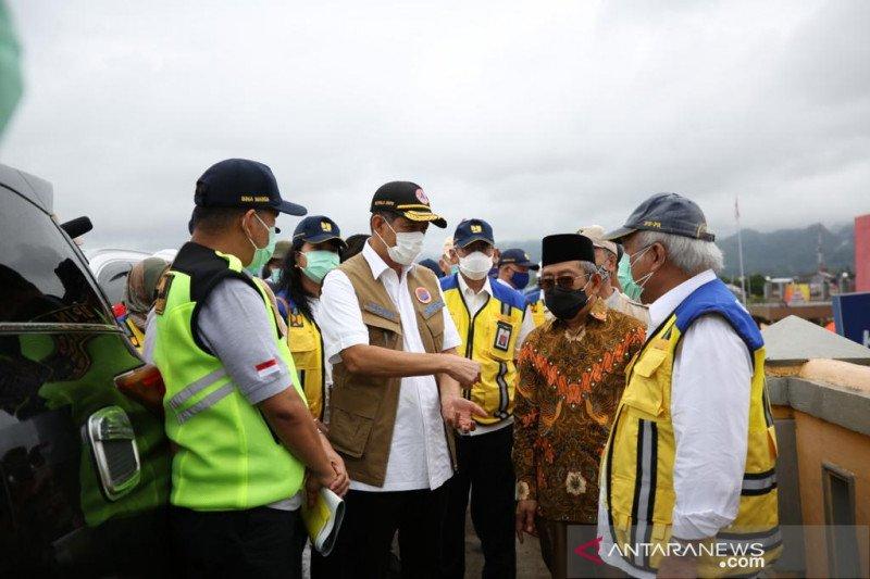 Kepala BNPB minta warga Mamuju tidak percaya hoaks terkait gempa Sulbar