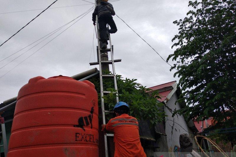 Korban gempa bumi Mamuju sambut gembira normalisasi jaringan listrik PLN